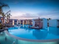 Παράδοση έργου Stella Island Luxury Suites στην Κρήτη.